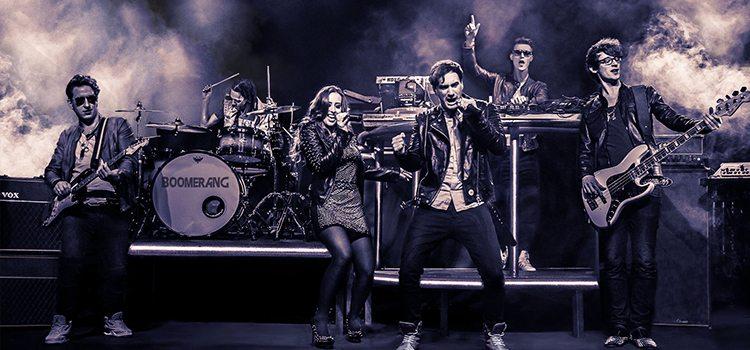 Coverband Boomerang bij Artist Capitol