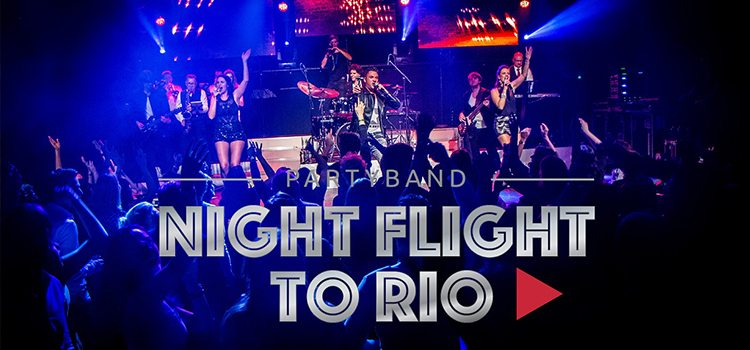 Night Flight To Rio bij Artist Capitol