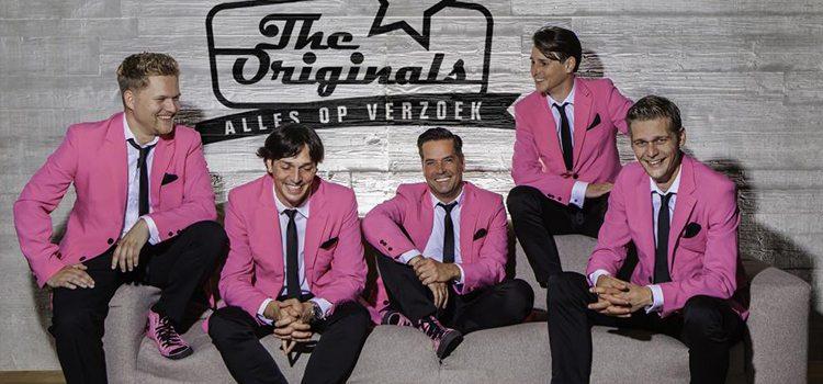 Coverband The Originals bij Artist Capitol