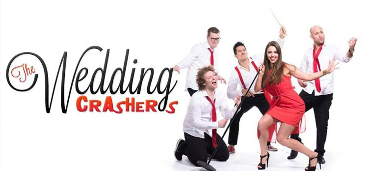 The Wedding Crashers bij Artist Capitol