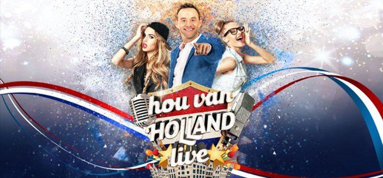 Coverband Hou Van Holland Live boeken bij Artist Capitol