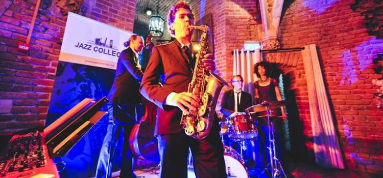 Jazz Collective bij Artist Capitol cover