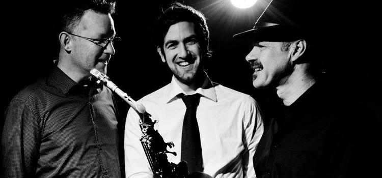 Threesome Jazz bij Artist Capitol