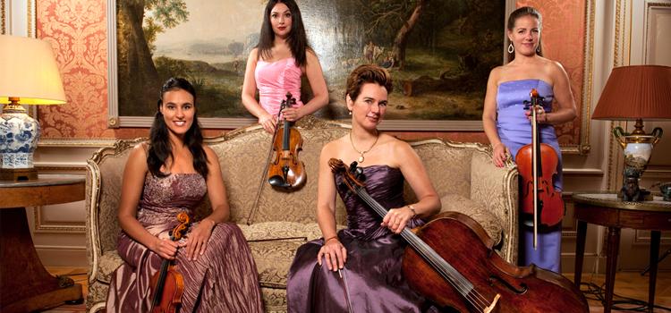 Het Strijkkwartet Strijkorkest