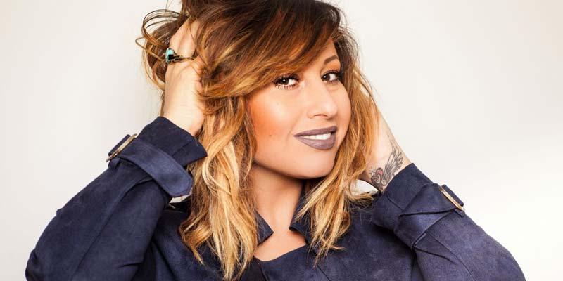 DJ Miss Brown in de spotlight