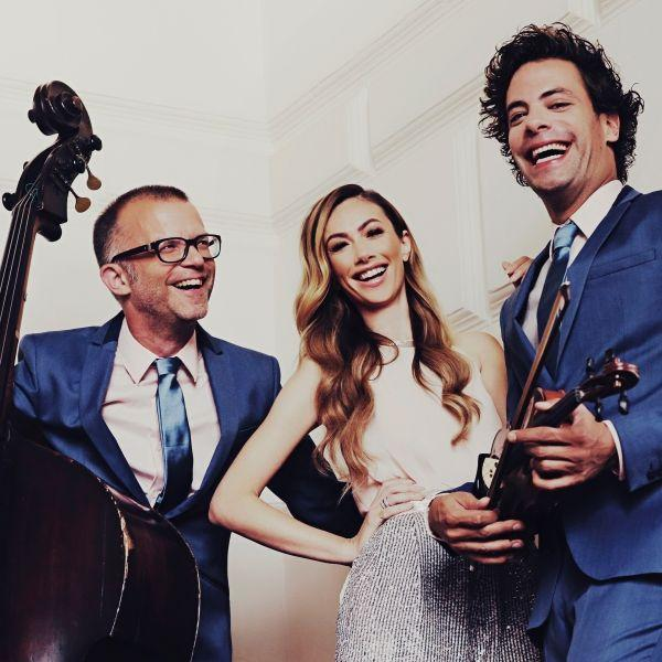 lachen The Triplicats trio jazztrio